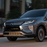 Test Drive the High-Tech 2018 Mitsubishi Eclipse Cross at